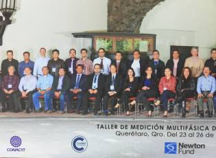 Mexico Workshop on Multiphase Flow Measurement: