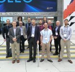 RCCS researcher at CLEO 2018 conference