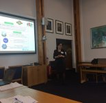Second Advisory Board Meeting for Low Carbon Jet Fuel EPSRC Project at Heriot-Watt University