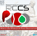 Season's Greetings and Happy New Year from RCCS team