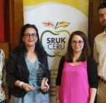 Winner of SCUK/CERU Merit Award 2018