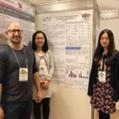 RCCS researchers at 16th International Conference on Carbon Dioxide Utilization