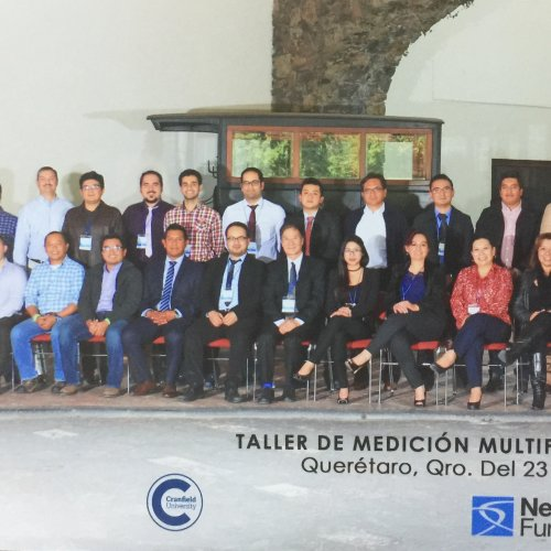 Mexico Workshop on Multiphase Flow Measurement: