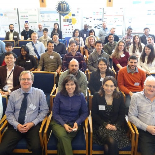 10th years of research in sustainable technology and carbon solutions.